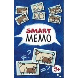 SMART MEMO BLEU (9+) un jeu RoseBud