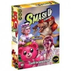 Smash up - Conflit de générations un jeu Iello