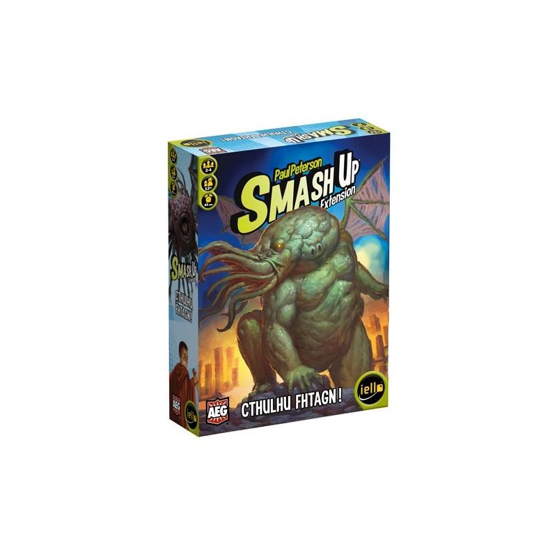 Smash up - Cthulhu Fhtagn ! un jeu Iello