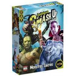 Smash up - Monstres sacrés un jeu Iello