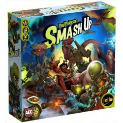 Smash Up VF un jeu Iello