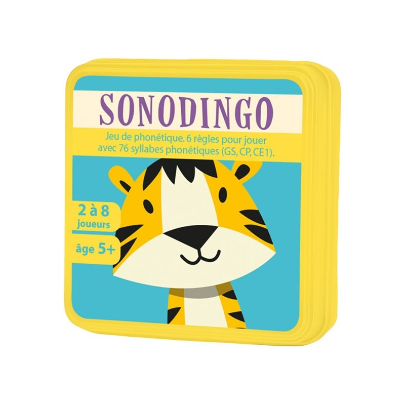 Sonodingo un jeu Cocktail games