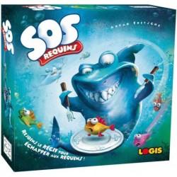 SOS Requins un jeu Logis