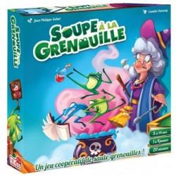 Soupe à la grenouille un jeu TIKI Editions