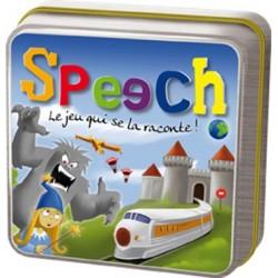 Speech un jeu Cocktail games
