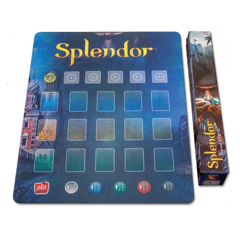 Splendor - Tapis de jeu un jeu Space cowboys