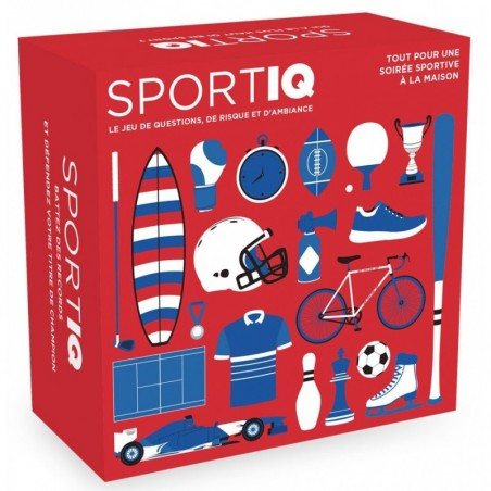 Sport IQ un jeu Helvetiq