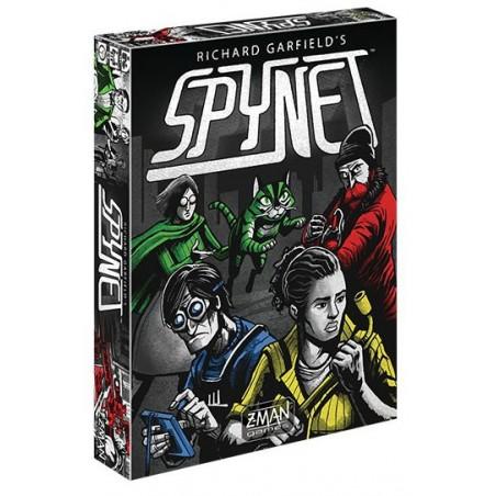 Spynet un jeu Z-Man Games