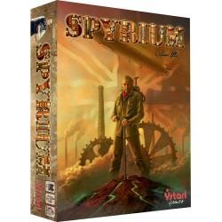Spyrium un jeu Ystari