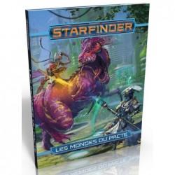 Starfinder : Les mondes du pacte un jeu Black Book