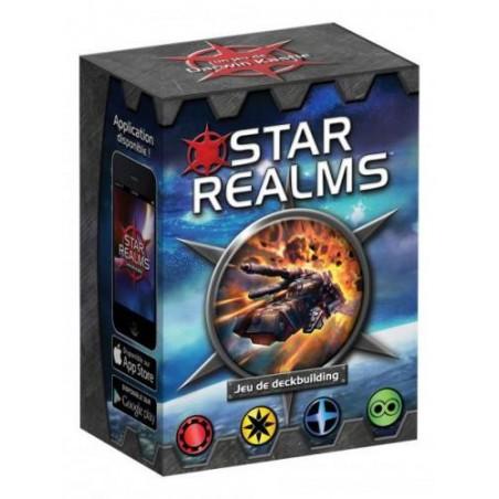 Star realms un jeu Iello