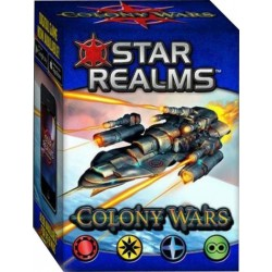 Star Realms - Colony Wars un jeu Iello