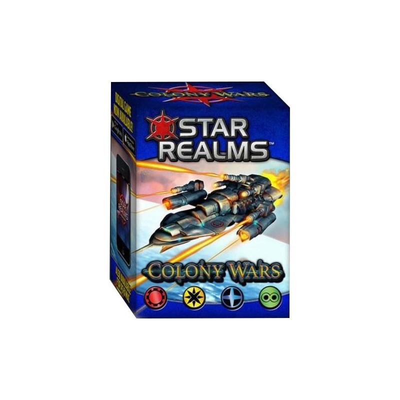 Star Realms - Colony Wars un jeu Iello