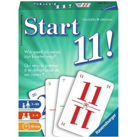 Start 11 ! un jeu Ravensburger