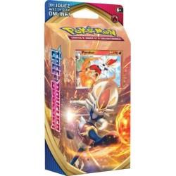 Starter Pokemon - Épée et Bouclier Pyrobut un jeu Asmodee