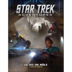 Star Trek un jeu Arkhane Asylum Publishing