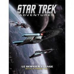 Star Trek - Dernier voyage volume 1 un jeu Arkhane Asylum Publishing