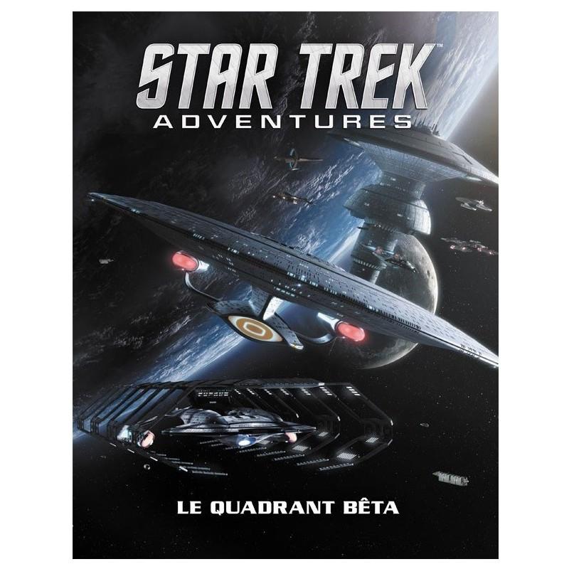 Star Trek Adventures - Le Quadrant Beta un jeu Arkhane Asylum Publishing