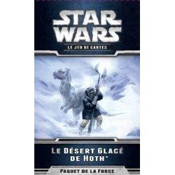 Le desert glacé de Hoth un jeu Edge