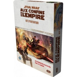Aux confins de l'empire - Kit d'initiation un jeu Edge
