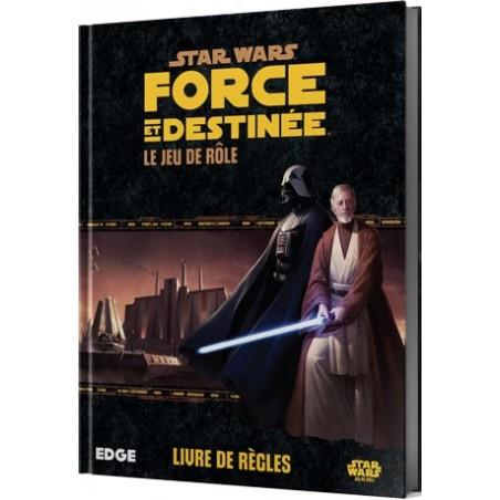 Livre de base un jeu FFG France / Edge
