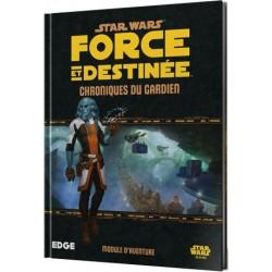 Chroniques du Gardien un jeu FFG France / Edge