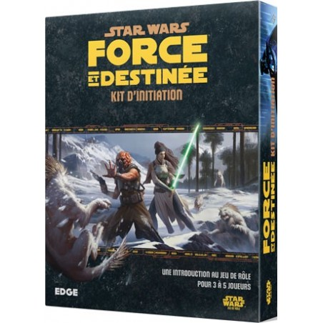 Force et destinée - Kit d'initiation un jeu Edge