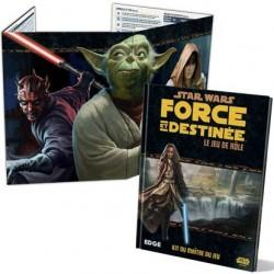 Force et destinée - Kit du Maître du jeu un jeu FFG France / Edge
