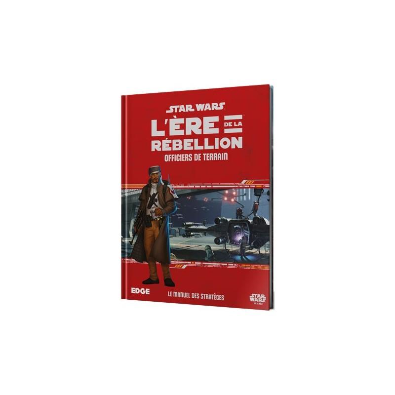 Officiers de Terrain un jeu FFG France / Edge
