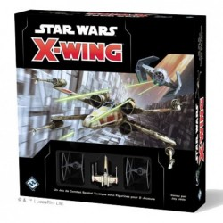 Star Wars X Wing 2.0 un jeu FFG France / Edge