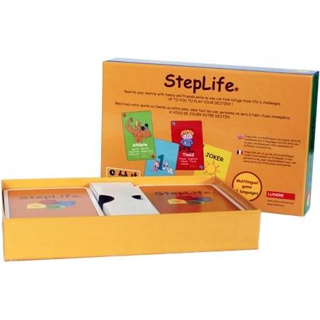Step Life un jeu Ludere Edition