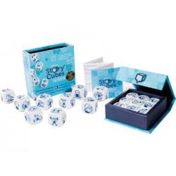 Story Cubes Action Bleu un jeu The Creativity Hub