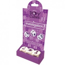 Story cubes - Investigation un jeu The Creativity Hub