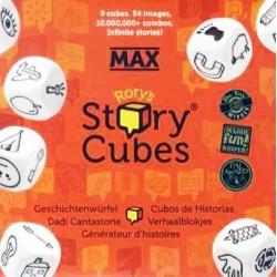 story cubes max un jeu The Creativity Hub