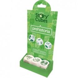 Story cubes - Prehistoria un jeu The Creativity Hub