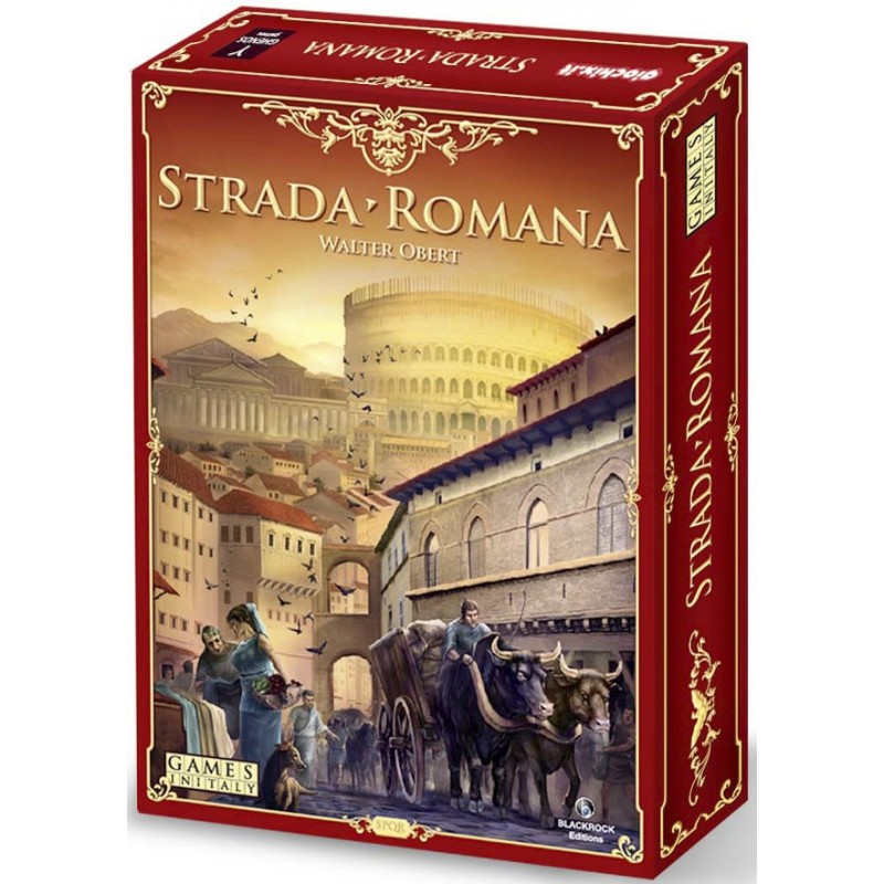 Strada Romana un jeu Blackrock
