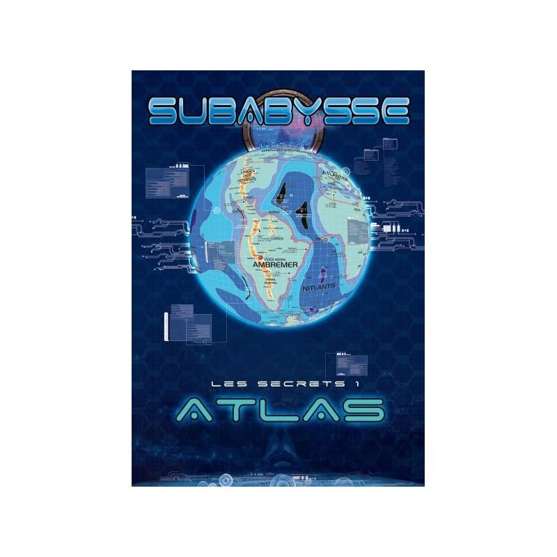 Subabysse - Atlas un jeu LudoPathes