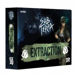 Sub Terra Ext 2 Extraction un jeu Nuts Publishing