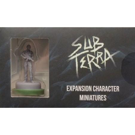 Sub Terra mini personnages pour extensions un jeu Nuts Publishing