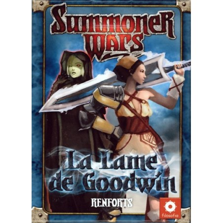 Summoner wars Lame de Goodwin un jeu Filosofia