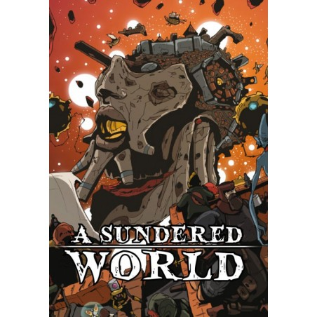 Dungeon World - A sundered world un jeu 500 nuances de geek