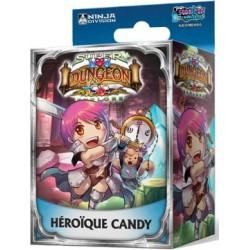 Héroïque Candy un jeu Edge
