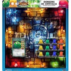 Donjons de Crystalia - Tuiles de donjons un jeu Edge