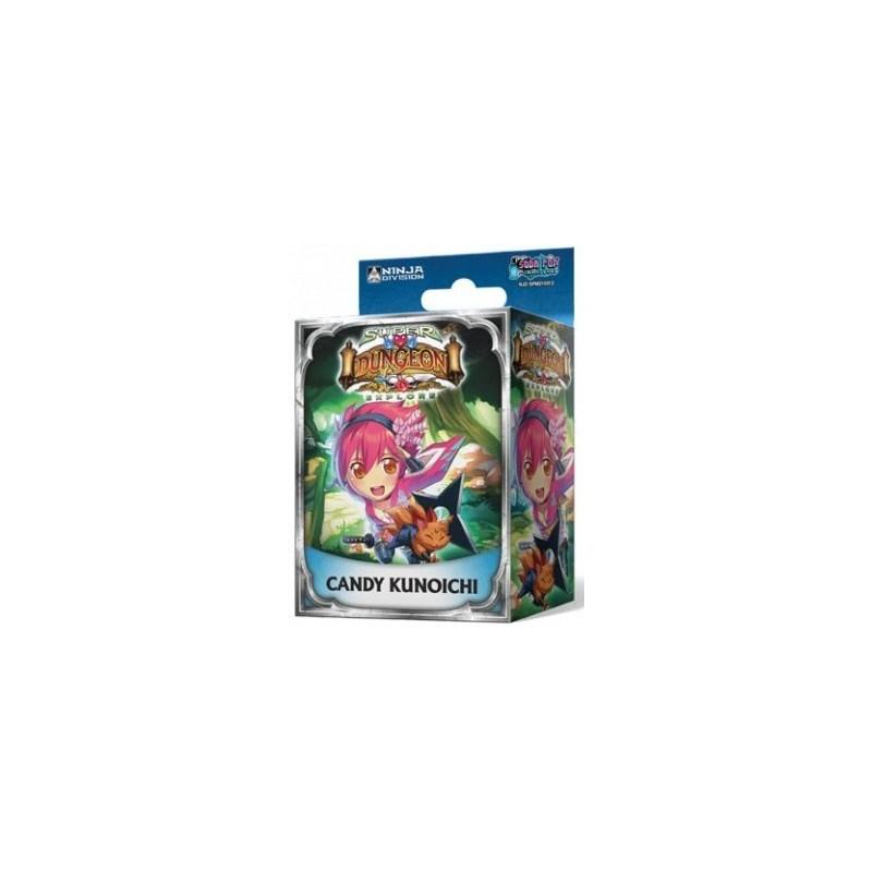 Candy Kunoichi un jeu Edge