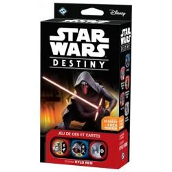 Star Wars Destiny - Starter Kylo Ren un jeu Asmodee
