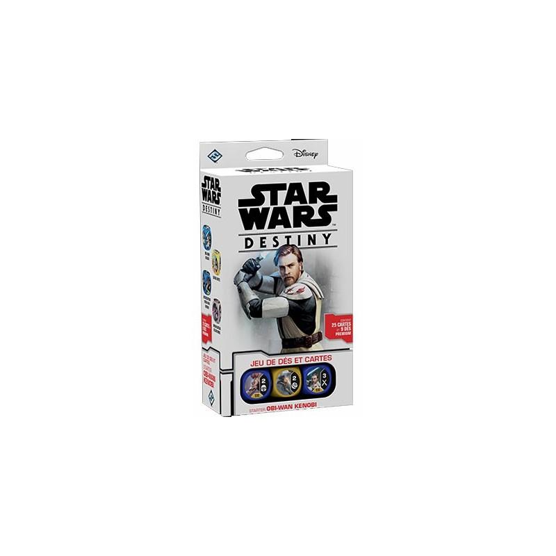 Starter Obi-Wan Kenobi un jeu FFG France / Edge