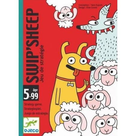 Swip'sheep un jeu Djeco