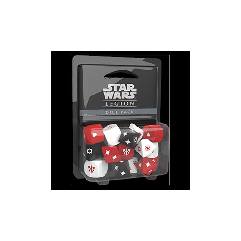 Star Wars Légion - Set de dés un jeu FFG France / Edge