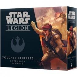 Soldats rebelles un jeu FFG France / Edge