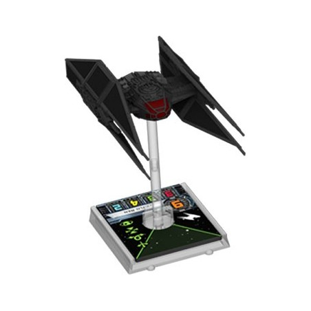 Tie Silencer un jeu FFG France / Edge